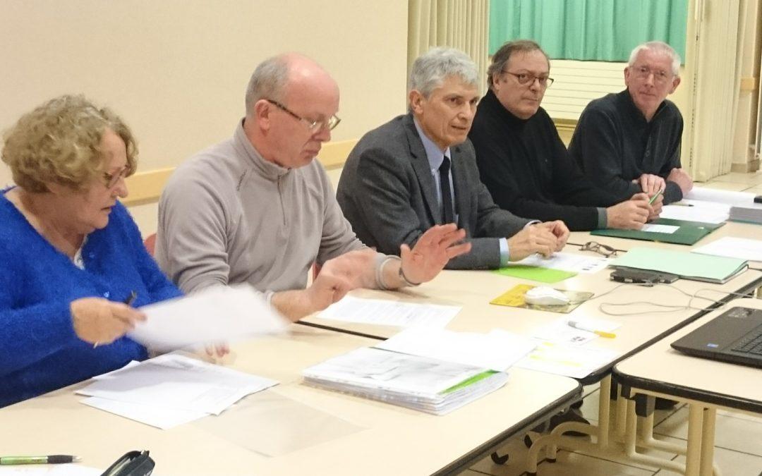 L'ACJL à l'assemblée générale du comité de jumelage d'Aixe-sur-Vienne (87)