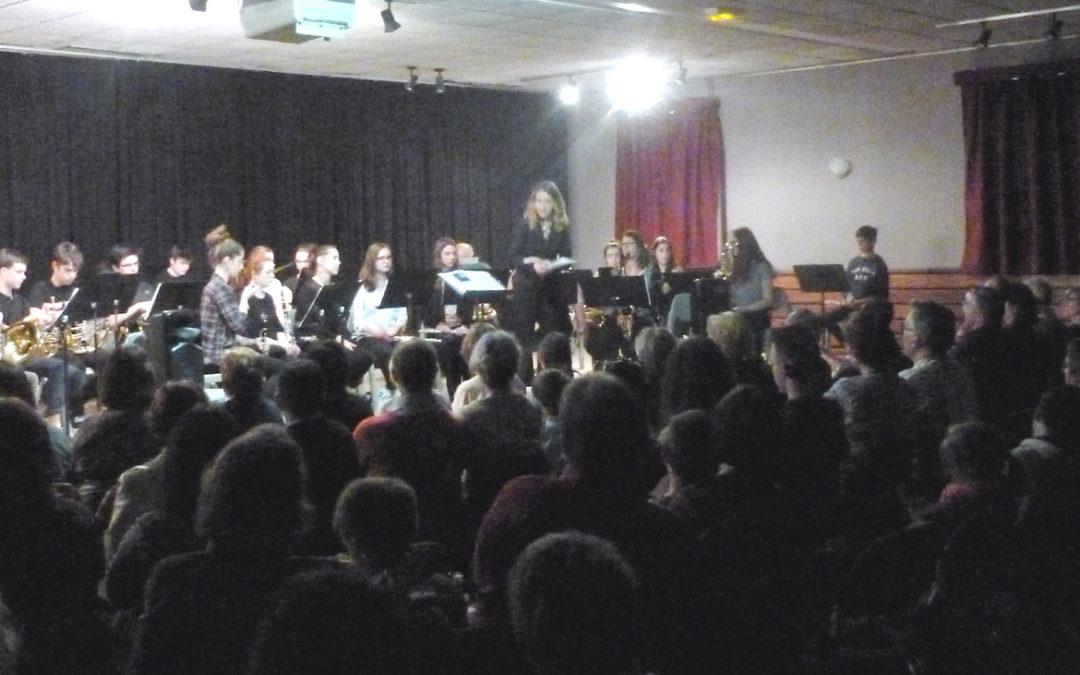 Concert à Panazol