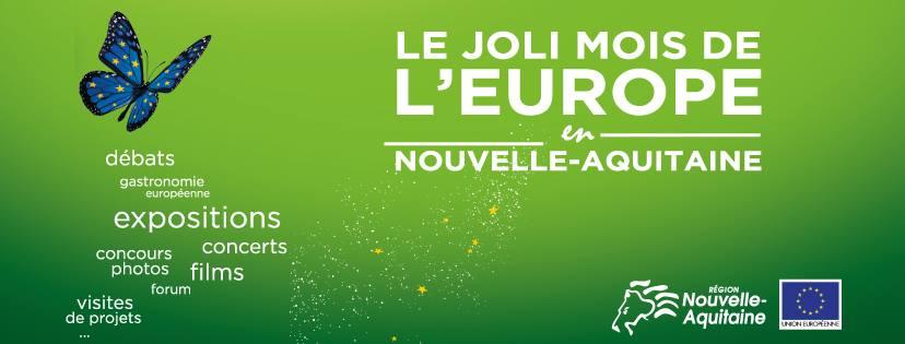 L'ACJL participe à la fête de l'Europe les 12 et 13 mai à Limoges