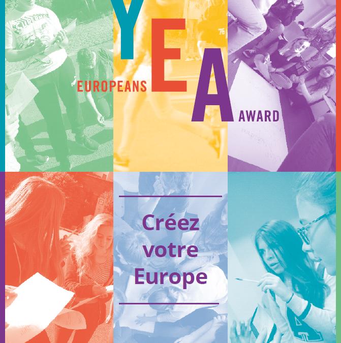 Young Europeans Award – deuxième tour pour le concours tri-national !