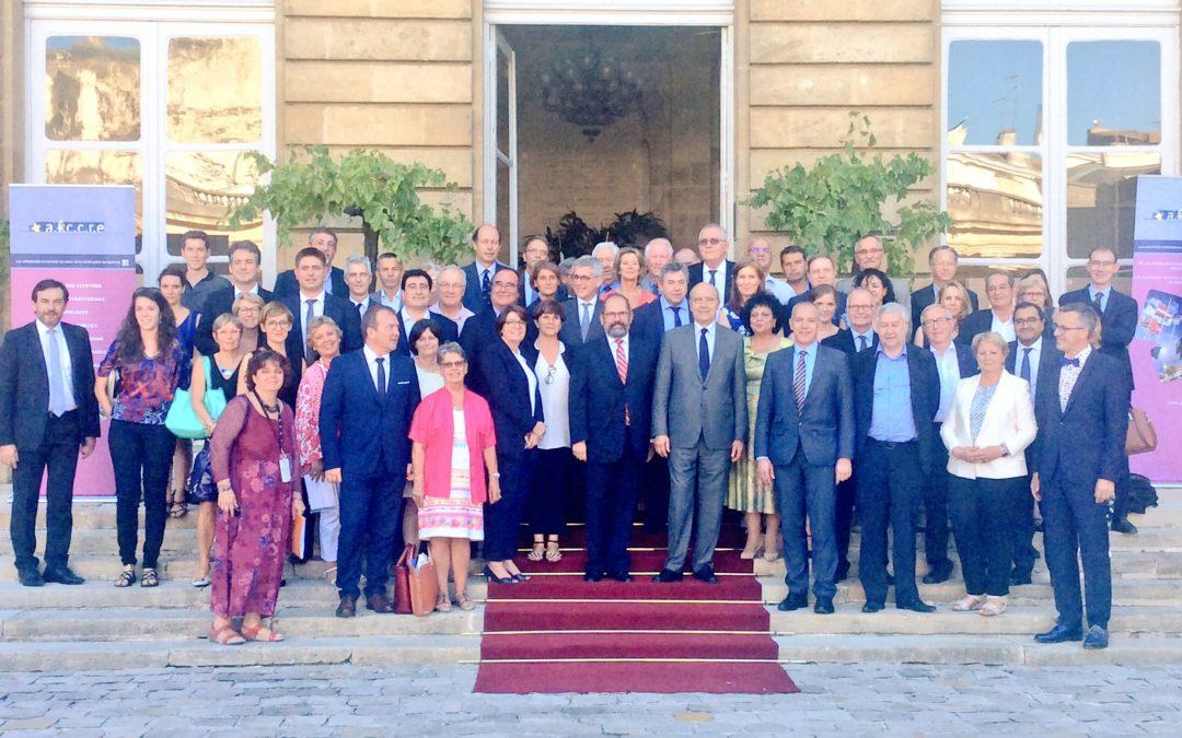 L'ACJL présente à l'AG de l'AFCCRE à Bordeaux