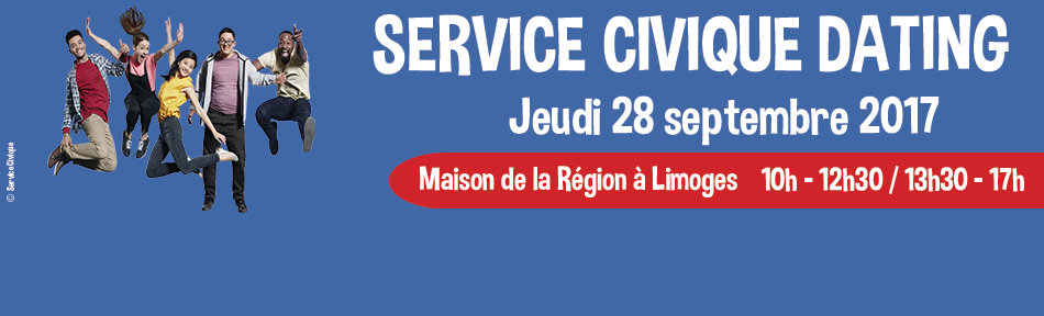 Service Civique Dating : une journée pour faciliter la mise en relation entre les structures d'accueil et les futurs volontaires