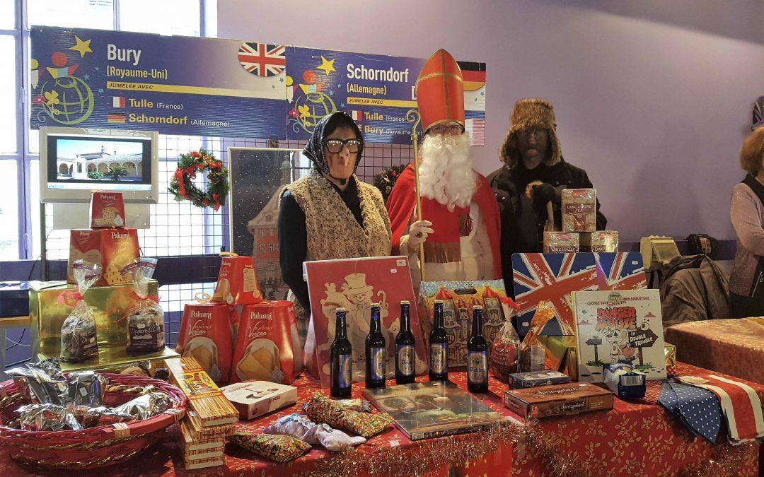 Marché de Noël à Tulle les 9 et 10 décembre