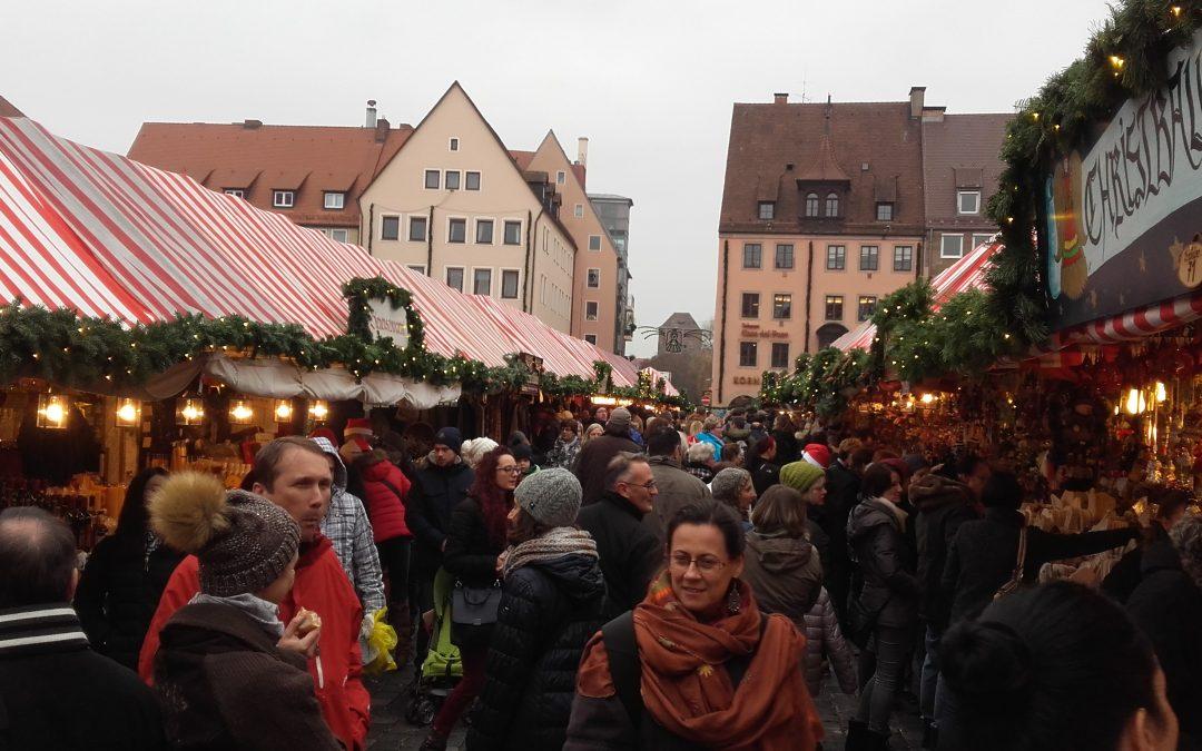 Guéret sur les marchés de Noël
