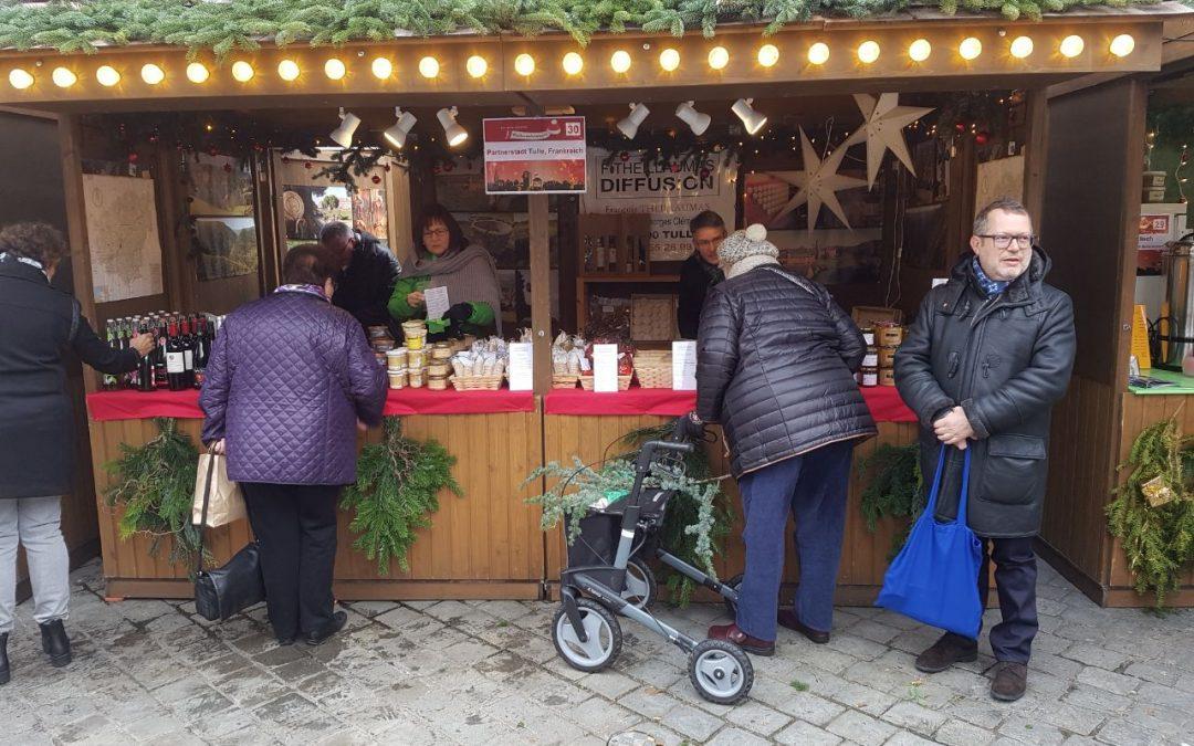 L'Adventsmarkt de Schorndorf