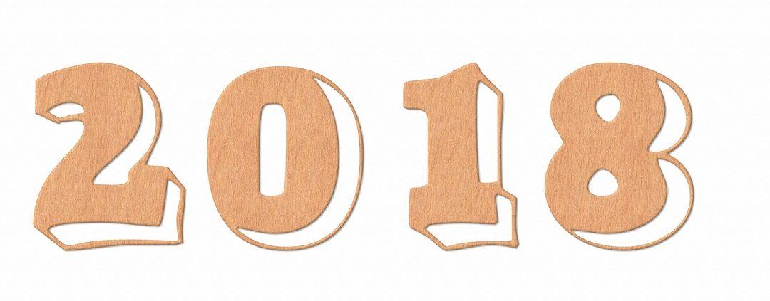 En 2018, nous allons…