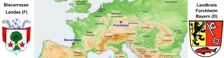 Les activités du Comité de jumelage de Biscarrosse – Forchheim (40)