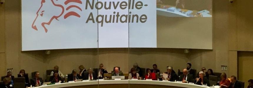 Les élus de la Nouvelle-Aquitaine se positionnent sur l'avenir de la politique de cohésion