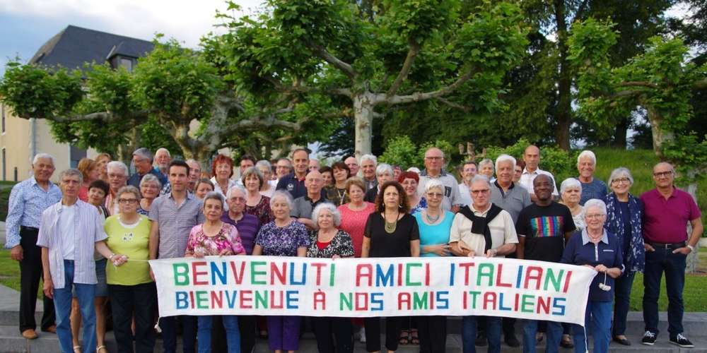Serres-Castet (64) fêtera 50 ans de jumelage avec Busiago (Italie) en août