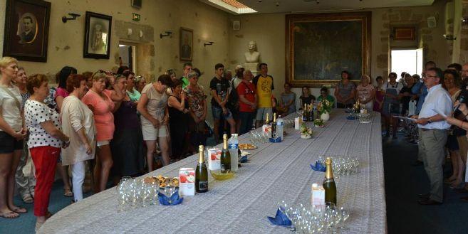 Saint-Junien a reçu cette semaine des habitants de Zukowo, ville jumelée en Pologne