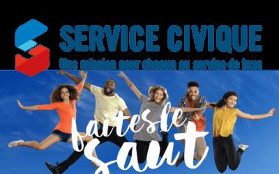 Offre de mission Service civique au sein de l'ACJNA (01/04/2019 – 30/11/2019)