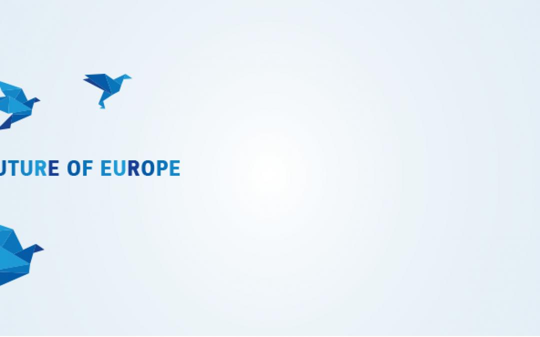 La Commission européenne lance une consultation citoyenne en ligne sur l'avenir de l'Union européenne.