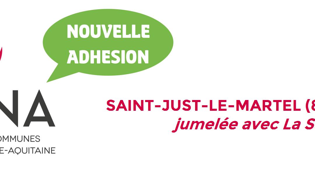 Bienvenue à la commune de Saint-Just-le-Martel (87)