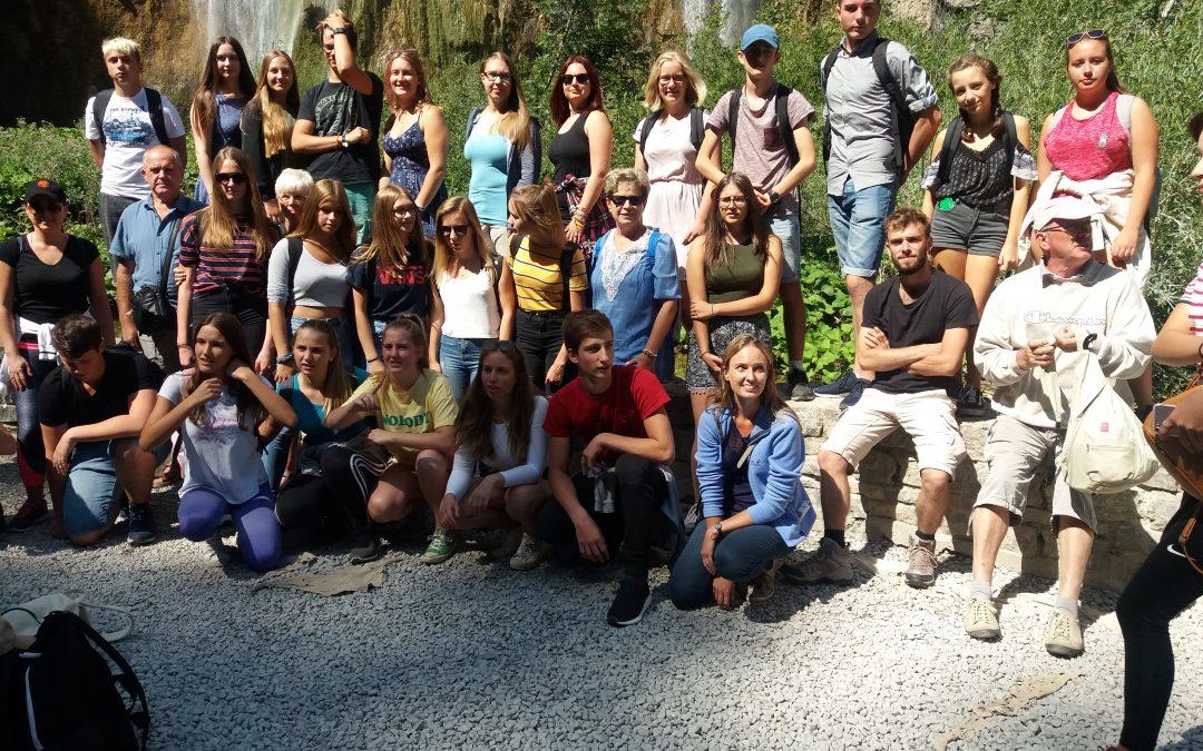 Rencontre de jeunes en Croatie du 24 au 31 août