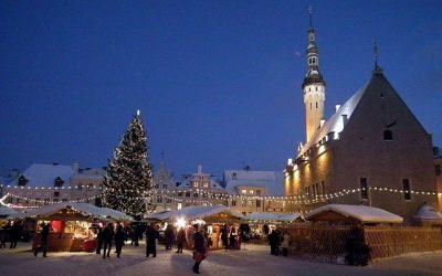 Les communes jumelées font leurs marchés de Noël