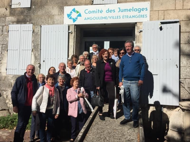 A votre rencontre…en Charente