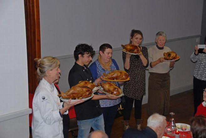 Repas de la Saint-Martin du samedi 10 novembre à midi