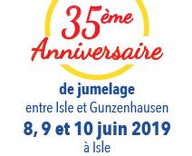Questionnaire anniversaire jumelage Isle – Gunzenhausen