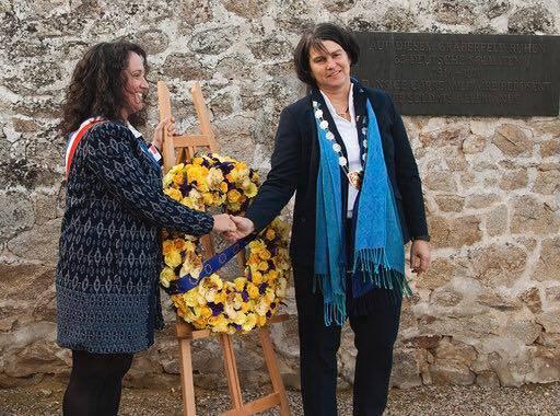 11 novembre à Chaptelat : la paix plus forte que la guerre