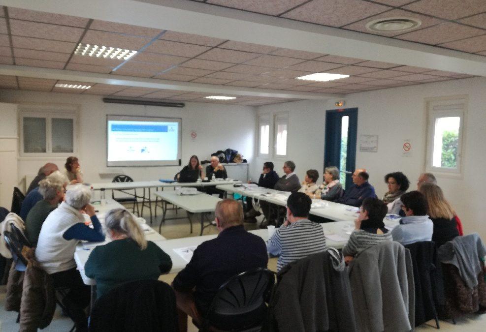 A votre rencontre…dans les Deux-Sèvres et en Charente-Maritime
