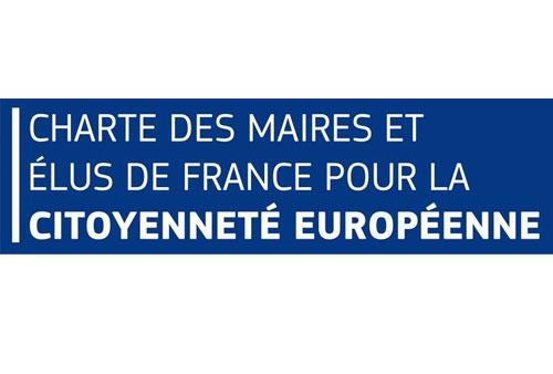 Promotion de la citoyenneté européenne : les communes de Nouvelle-Aquitaine signent la Charte des maires et des élus de France !
