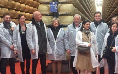 Alain Rousset en Emilie-Romagne pour renforcer la coopération avec la Nouvelle-Aquitaine