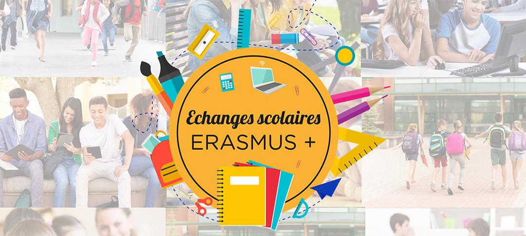 Hausse budgétaire Erasmus+ 2019 : des financements pour les scolaires