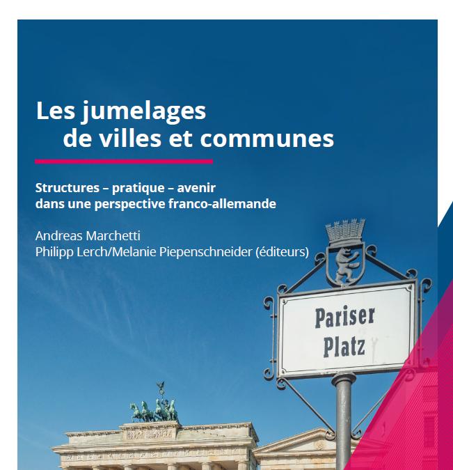 Etude «Les jumelages de villes et communes»