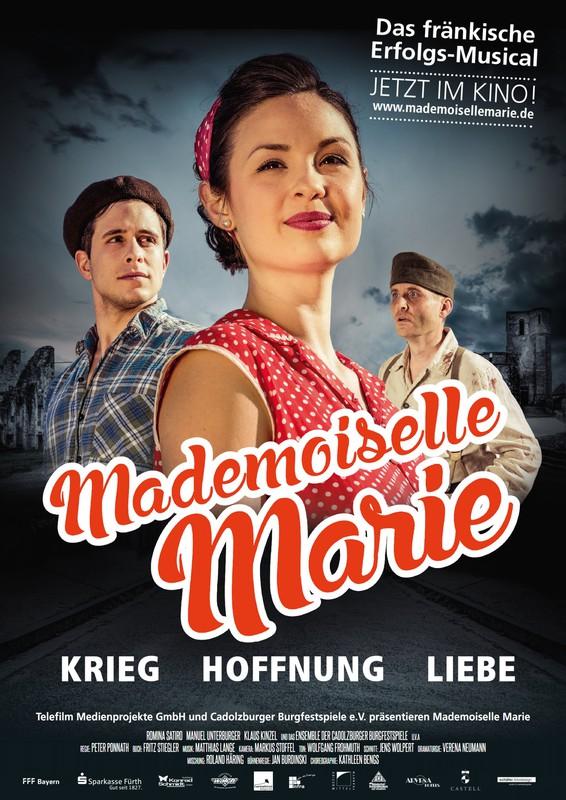 """Proposition de diffusion du film """"Mademoiselle Marie"""""""