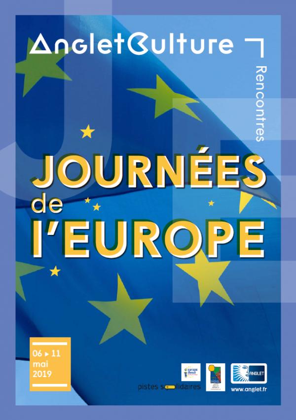 Journées de l'Europe à Anglet du 6 au 11 mai 2019