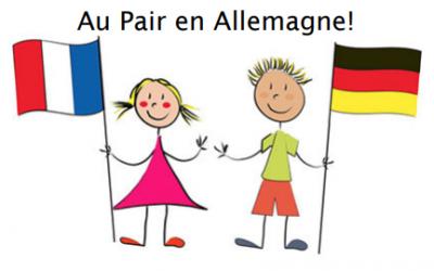 Famille allemande recherche au pair en Allemagne
