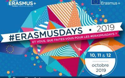 #ErasmusDays 2019