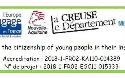 Offre volontariat CES à la mission locale de la Creuse (12 mois)