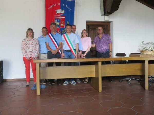 Saint-Just-le-Martel et La Salle mettent en oeuvre les premiers projets