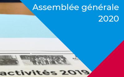 Compte-rendu de l'assemblée générale de l'ACJNA 2020