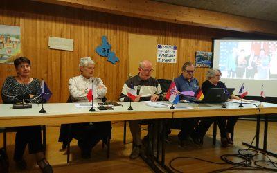 Assemblée générale du Comité de jumelage d'Aixe-sur-Vienne