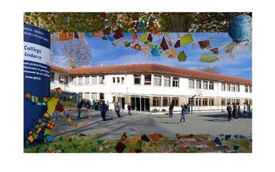 Ouverture de classes d'allemand au collège Endarra à la rentrée scolaire 2020
