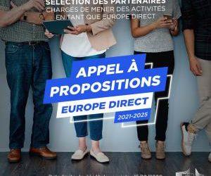 Appel à propositions : renouvellement du réseau Europe Direct (période 2021-2025)