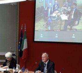 Echanges sur la gestion de la crise sanitaire liée à la Covid-19 en Emilie-Romagne et en Nouvelle-Aquitaine