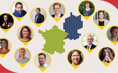 Nouveaux interlocuteurs régionaux pour des projets franco-allemands