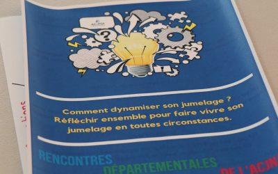 Retour sur la réunion d'échanges des jumelages de la Charente