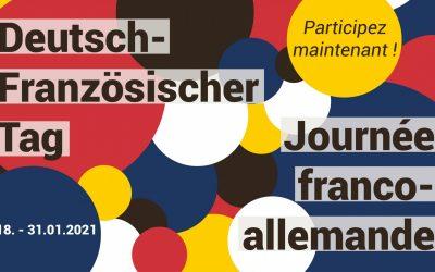 Journée franco-allemande 2021