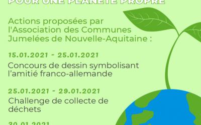 Journée franco-allemande 2021 : Projet ACJNA