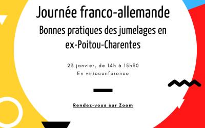 Amitié franco-allemande : Fonds citoyen et échange de bonnes pratiques