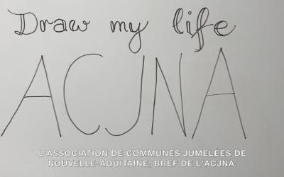 Selma vous présente l'ACJNA en version «Draw my life»