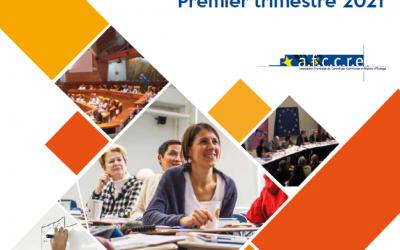 AFCCRE – Intégrer les perspectives européennes dans sa stratégie locale – Parcours de formation 2021