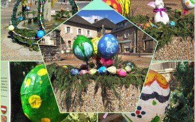 Fontaine de Pâques à Lagraulière