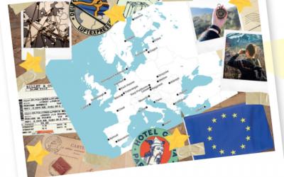 Découvrez notre escape game «En avant vers l'Europe»