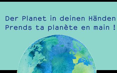 OFAJ : Appel à projets 2022 « Prends ta planète en main ! »